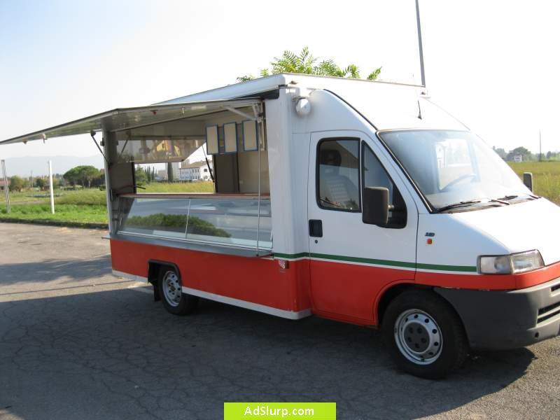 carrelli paninoteche ambulanti usati : ... ambulanti,attrezzature per la ristorazione,camion panini,carrelli