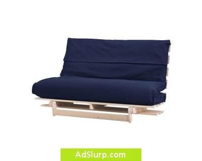 vendo Futon divano letto ikea usato come nuovo vendo usato Pavia