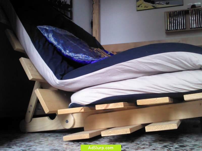 Divano legno ikea idee per il design della casa - Letto futon ikea prezzo ...