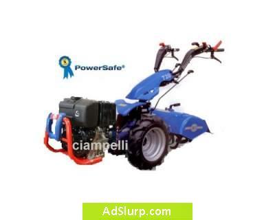 Pin motocoltivatore un pasquali 917 15 cv diesel che ne for Motocoltivatore bcs 720