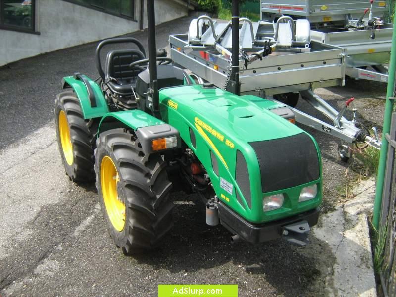 Trattorino tuttofare trattori for Forum trattori carraro
