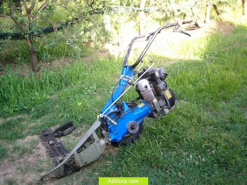 Motofalciatrice monoruota mulino elettrico per cereali for Prezzo bronzo al kg usato