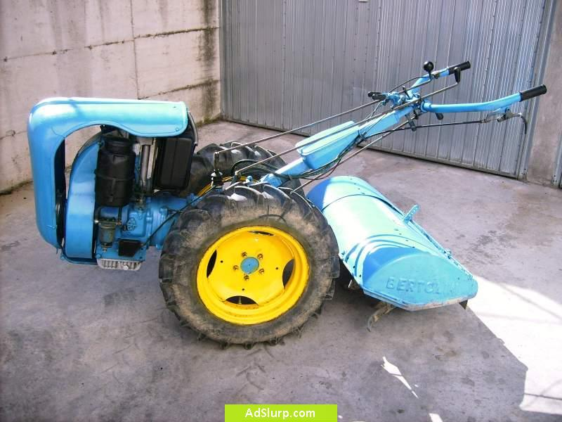 Vendo Motocoltivatore 16 Hp Bertolini Diesel Pictures to pin on